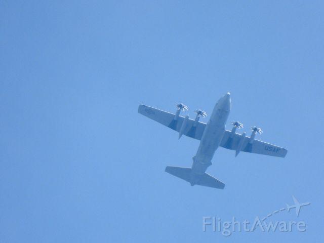 Lockheed C-130 Hercules (92-1538) - TETON38