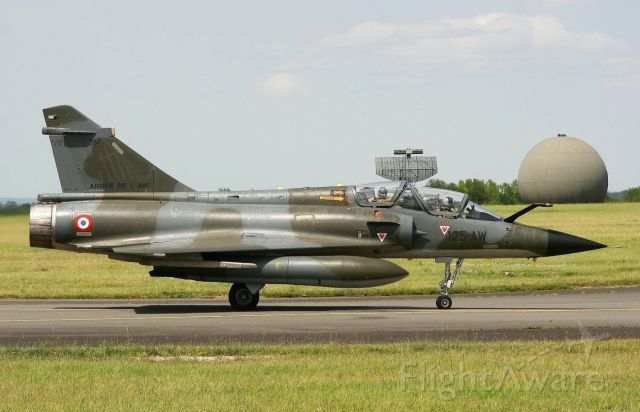 N125AW — - French Air Force Dassault Mirage 2000N, Avord Air Base 702 (LFOA)  Air Show in june 2012