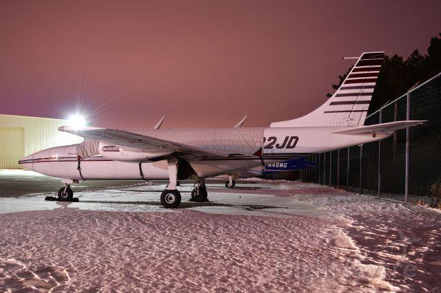 Piper Aerostar (N82JD)