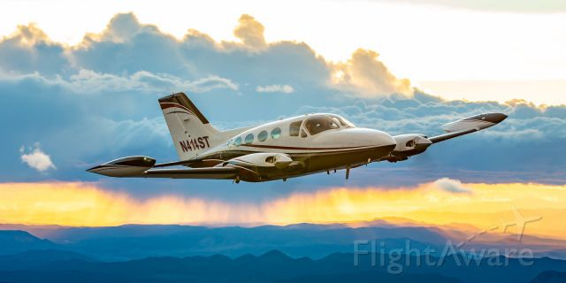 Cessna Chancellor (N414ST)