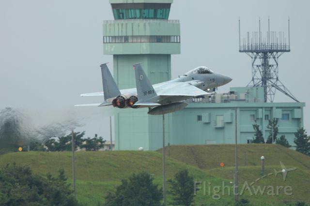 McDonnell Douglas F-15 Eagle (32-8819)