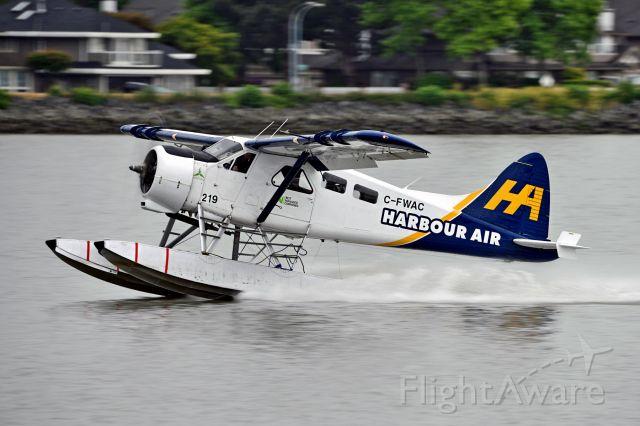 De Havilland Canada DHC-2 Mk1 Beaver (C-FWAC)