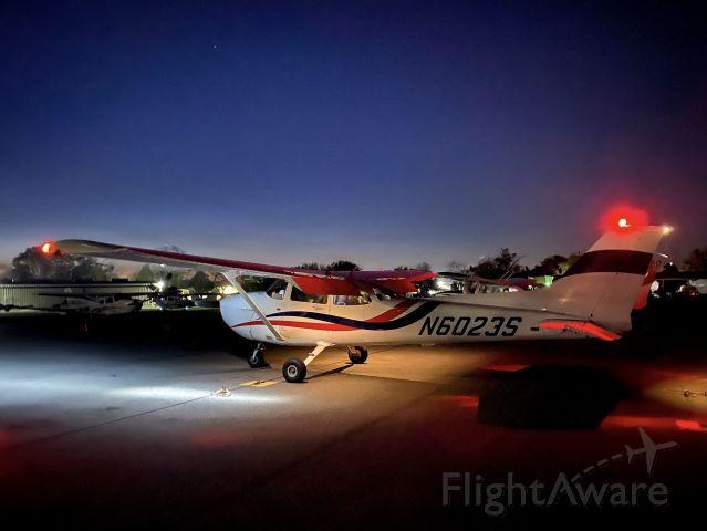 Cessna Skyhawk (N6023S)