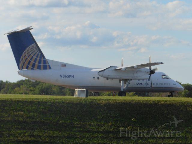 de Havilland Dash 8-200 (N365PH)
