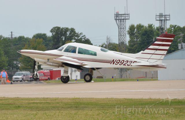 Cessna 310 (N9923F) - AirVenture 2014