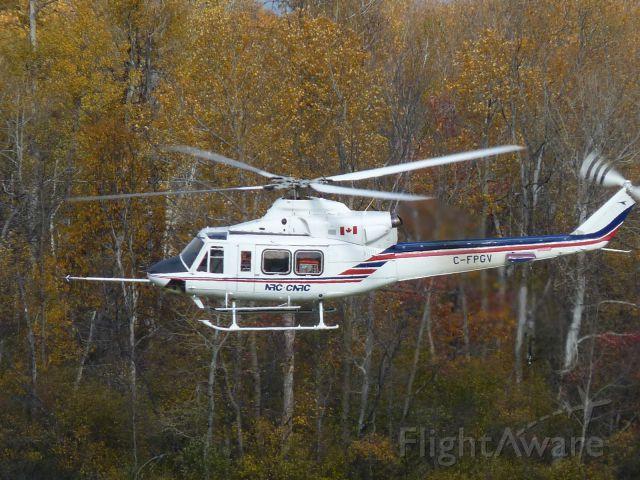 Bell 412 (C-FPGV)