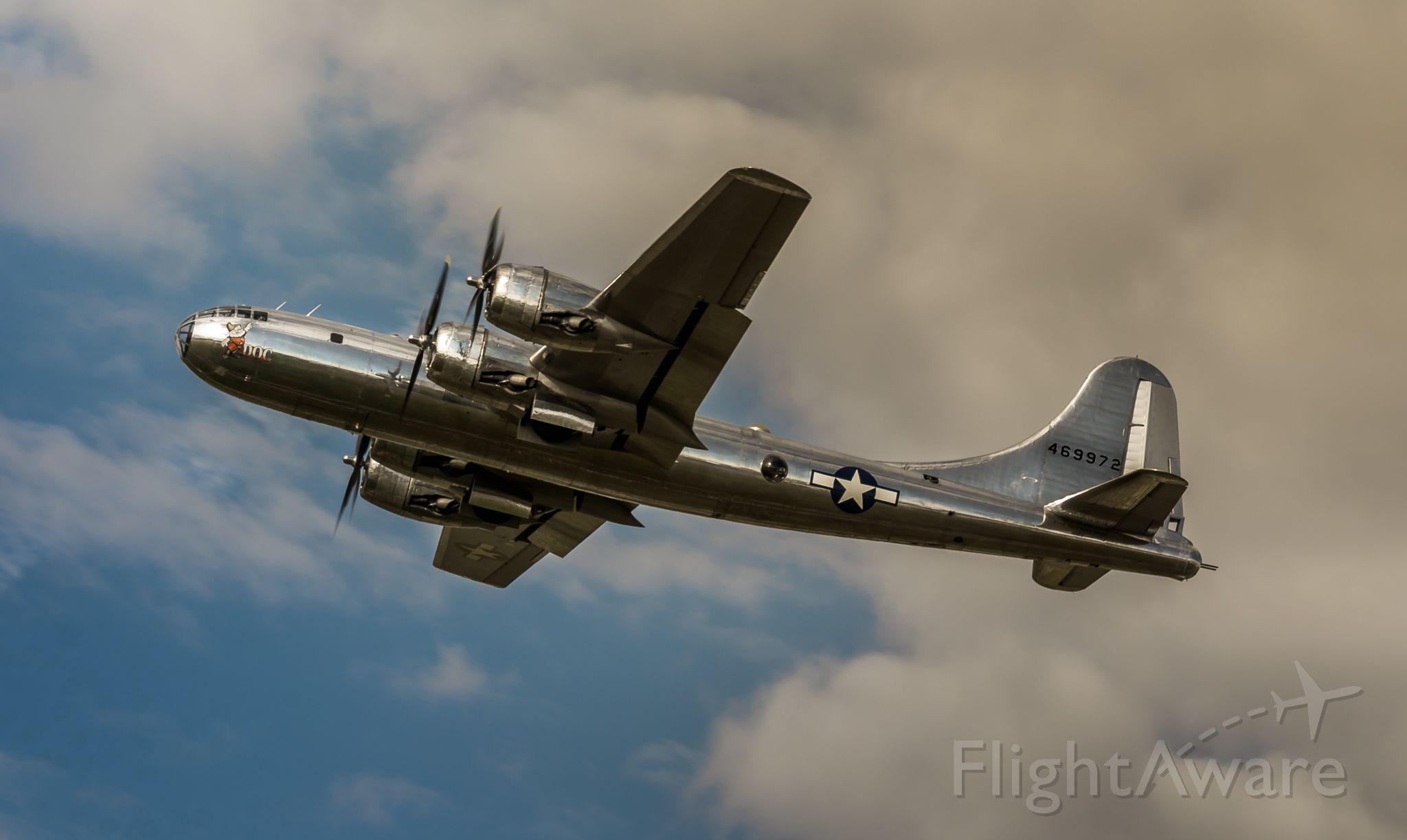 Boeing B-29 Superfortress (N9972)