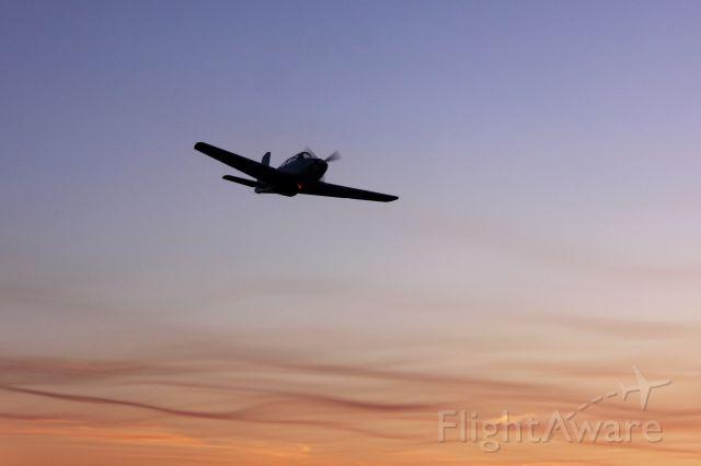 Beechcraft Mentor (N34LF)