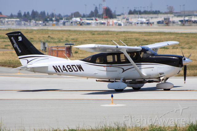 Cessna 206 Stationair (N148DW)