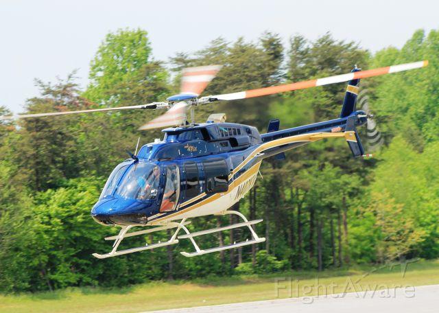 Bell 407 (N407KV) - Duke Energy Corp from Charlotte NC