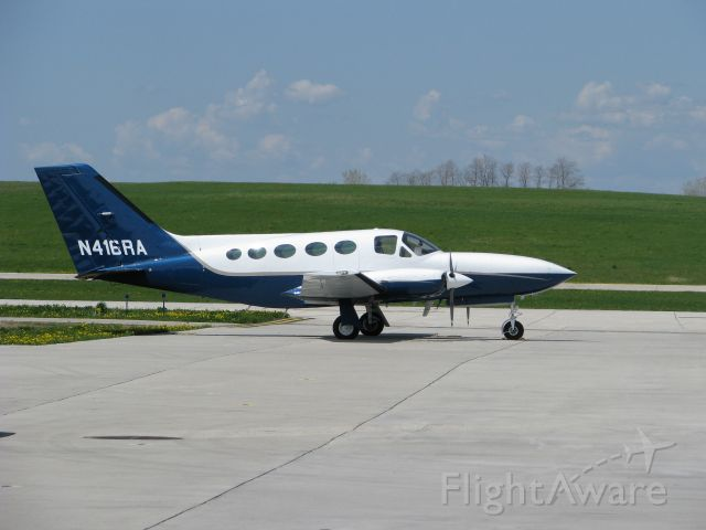 Cessna Chancellor (N416RA)