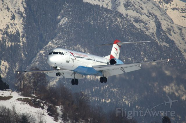Fokker 100 (OE-LVO)