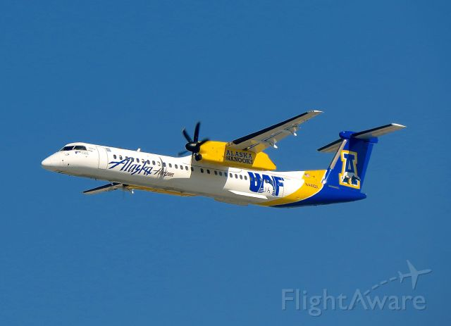 de Havilland Dash 8-100 (N441QX)