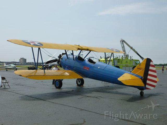 Boeing PT-17 Kaydet (N48573)
