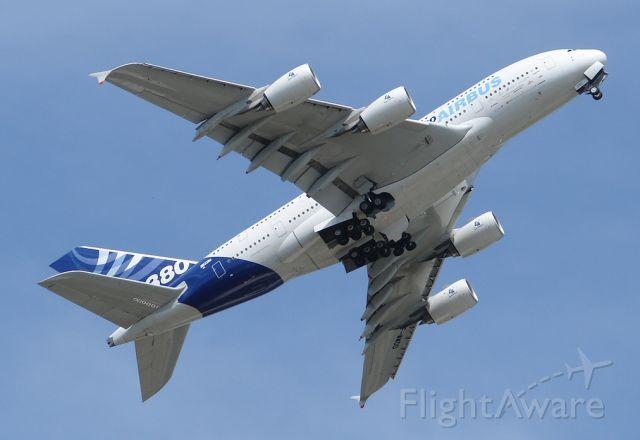Airbus A380-800 (F-WWDD)