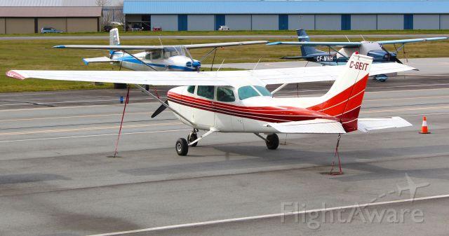 Cessna Skyhawk (C-GEIT) - Please view in full