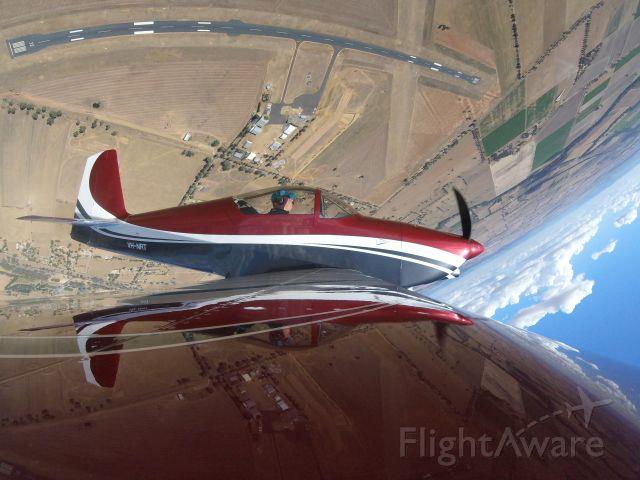 Vans RV-7 (VH-NRT) - Aeros overhead Cowra NSW (YCWR)