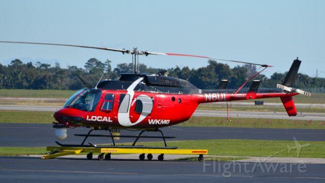 Bell JetRanger (N6UL) - Bell 206L-4 LongRanger