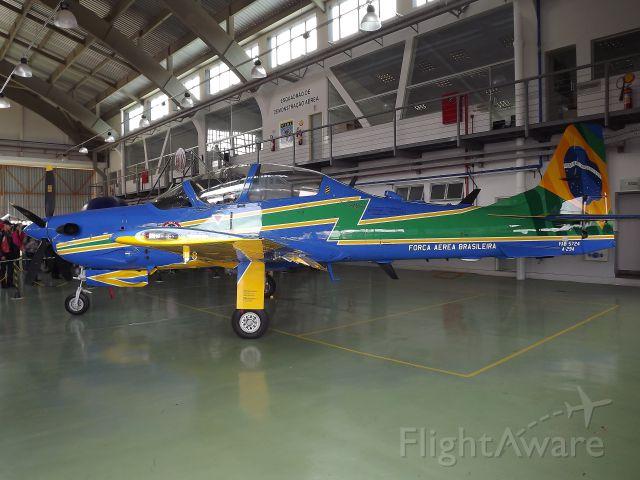 Embraer AT-29 (N5724) - Portões Abertos AFA 2013.Academia da Força Aérea,Pirassununga.