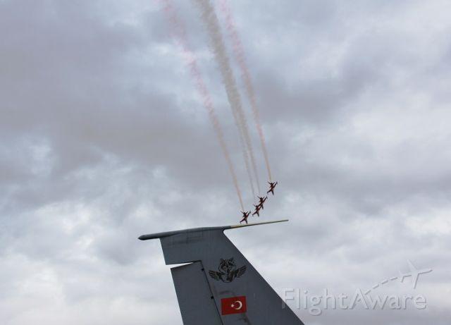 Northrop RF-5 Tigereye — - TURKISH STARS SHOW.... TURKIYE