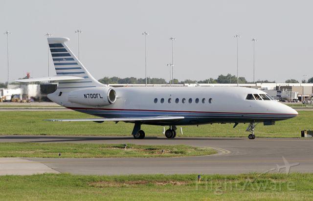 Dassault Falcon 2000 (N700FL)