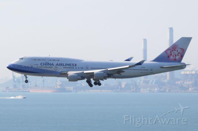 Boeing 747-400 (B-18208)