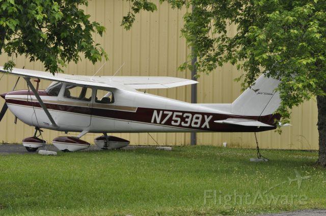 Cessna Skyhawk (M7538X)