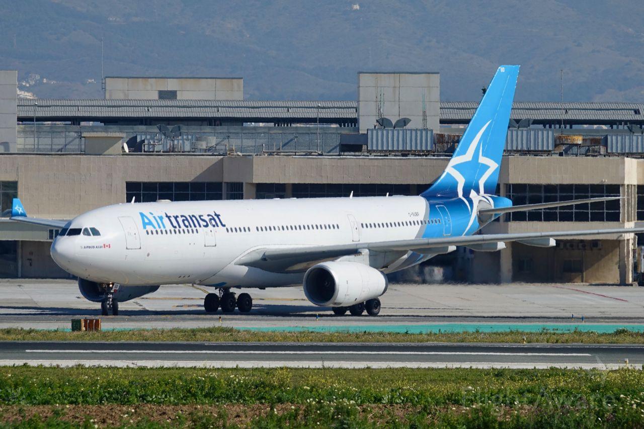 Airbus A330-200 (C-GUBF)