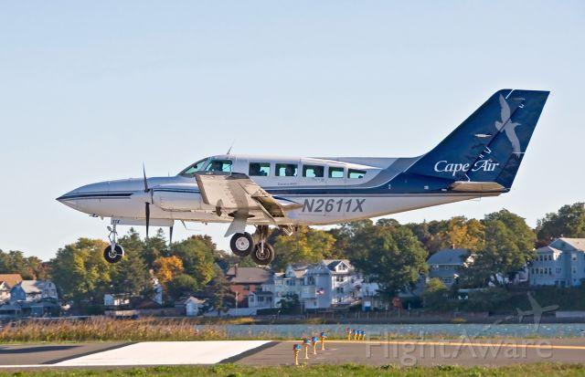 Cessna 402 (N2611X) - 2nd upload ever of N2611X on FlightAware.Com 10/27/2016