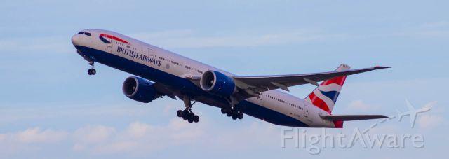 BOEING 777-300ER (G-STBK)