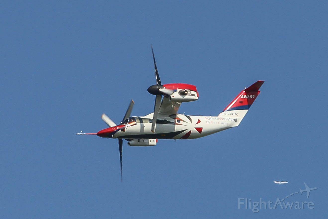 Bell BA-609 (N609TR)