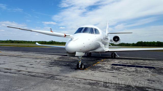 Cessna Citation Sovereign (N3765L) - Cessna Latitude Test Platform.