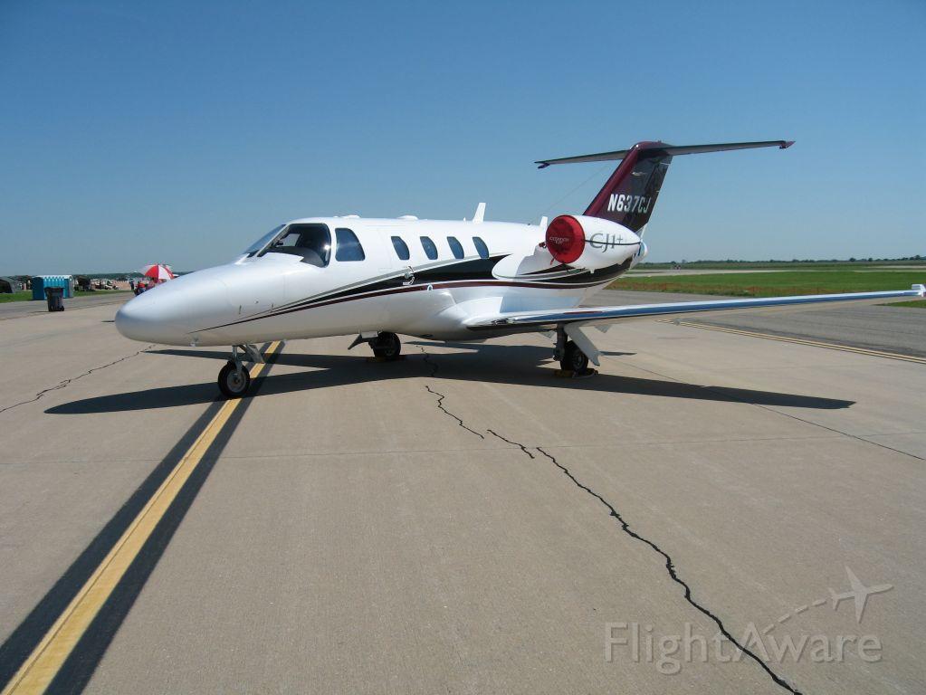 Cessna Citation CJ1 (N637CJ) - Mcconnell AFB Open House
