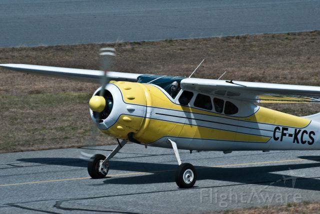Cessna LC-126 (C-FKCS)