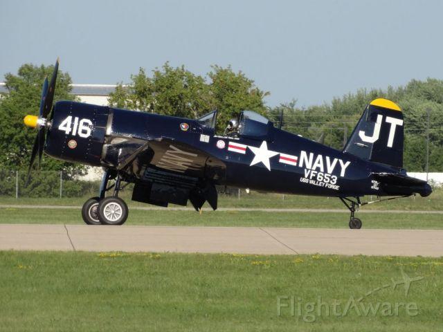 VOUGHT-SIKORSKY V-166 Corsair (N713JT)