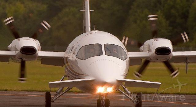 Piaggio P.180 Avanti (N179SL) - Arrival Cape May County NJ