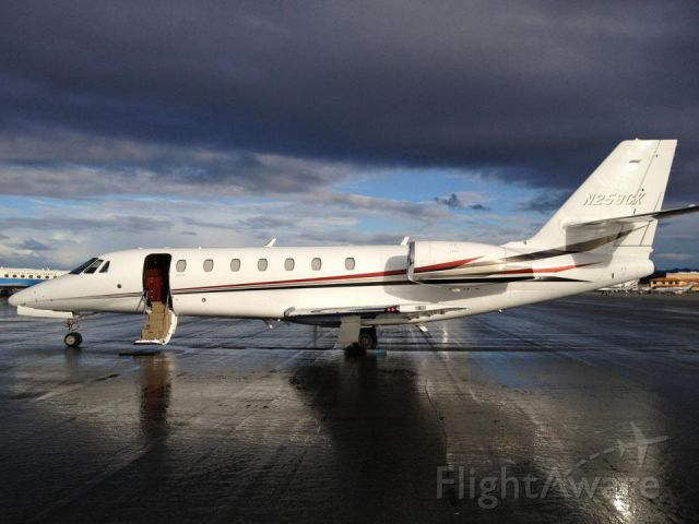 Cessna Citation Sovereign (N259CK)