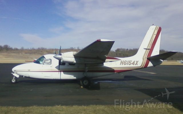 Aero Commander 500 (N6154X)