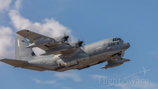 Lockheed C-130 Hercules (N7926)