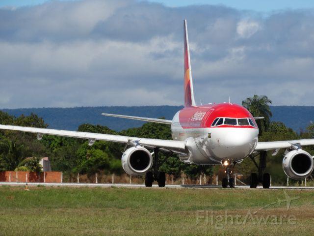 Airbus A318 (PR-AVL) - Airbus A318-122