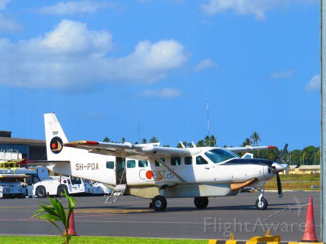 Cessna Caravan (5H-POA)