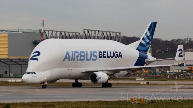 Airbus A300F4-200 (F-GSTB)