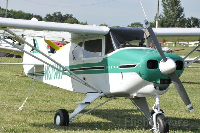 Piper PA-22 Tri-Pacer (N87NM)