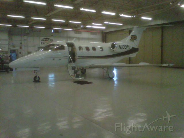 Embraer Phenom 100 (N100PU)