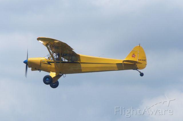 Piper L-21 Super Cub (N4148E)