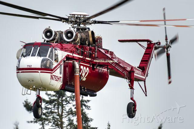 Sikorsky CH-54 Tarhe (N792HT)