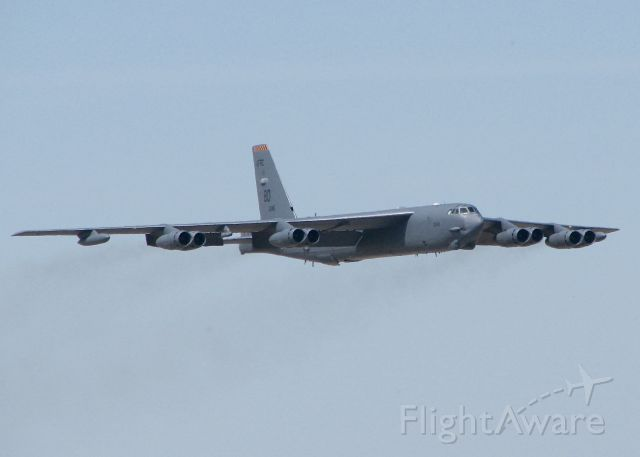 Boeing B-52 Stratofortress (60-0045) - At Barksdale Air Force Base.