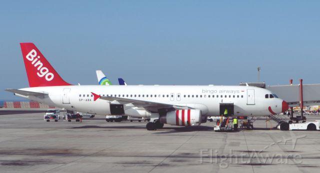 Airbus A320 (SP-ABK)
