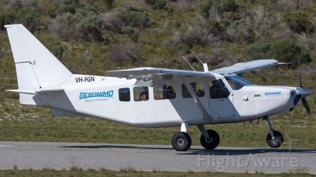 GIPPSLAND GA-8 Airvan (VH-FGN)