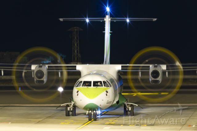 ATR ATR-72 (EC-KYI) - TENERIFE SOUTH AIRPORTbr /07 AUGUST 2021